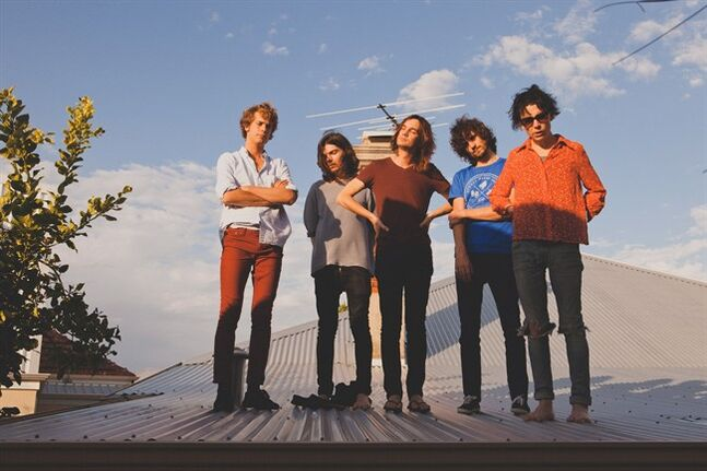 Australian band Tame Impala is shown in this undated handout photo. THE CANADIAN PRESS/HO-Matthew Saville