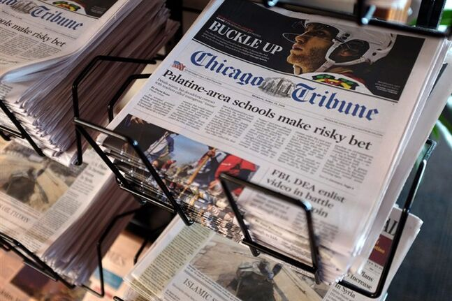 Gannett To Continue Pursuit Of Tribune Publishing Into August
