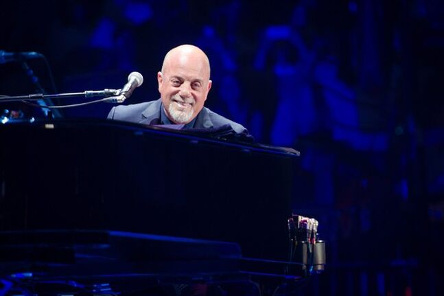 FILE - In this May 9, 2014 file photo, Billy Joel performs at Madison Square Garden in New York. The Library of Congress on Tuesday, July 22, 2014 said Joel, whose hits include