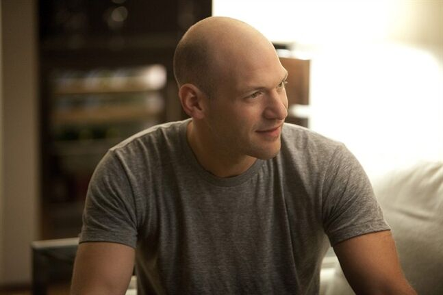 This image released by Netflix shows Corey Stoll in a scene from