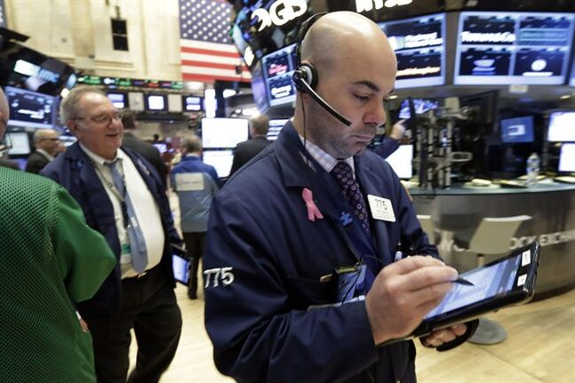 How the Dow Jones industrial average fared on Tuesday