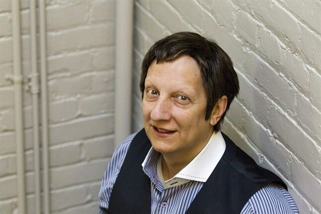 Robert Lepage is shown in Toronto on Sunday January 8, 2012. Lepage has won this year's Glenn Gould Prize.Organizers named the renowned director, playwright and actor the 10th laureate of the $50,000 honour this morning at a news conference in Toronto.THE CANADIAN PRESS/Frank Gunn