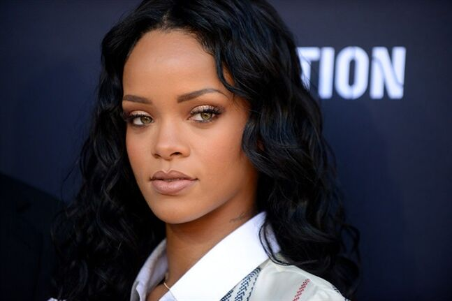 Rihanna is pictured Jan. 25, 2014, in Los Angeles. THE CANADIAN PRESS/AP,Jordan Strauss/Invision