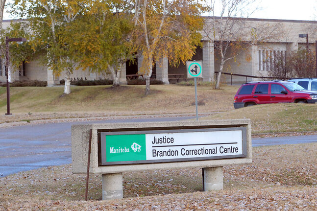 The Brandon Correctional Centre, where a prisoner escaped and got away scot-free — at least until Mounties in Saskatchewan picked him up and alerted jail staff.