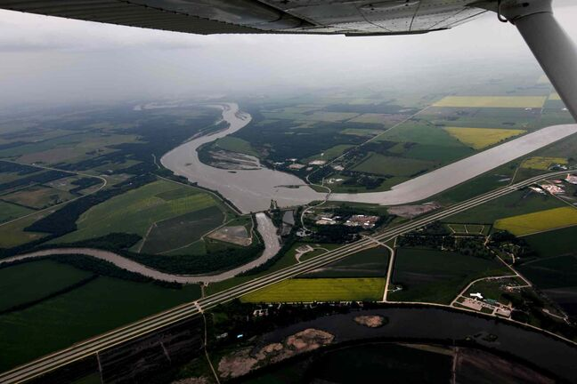 Whenever the Portage Diversion is opened, tonnes of phosphorus are dumped into Lake Manitoba.