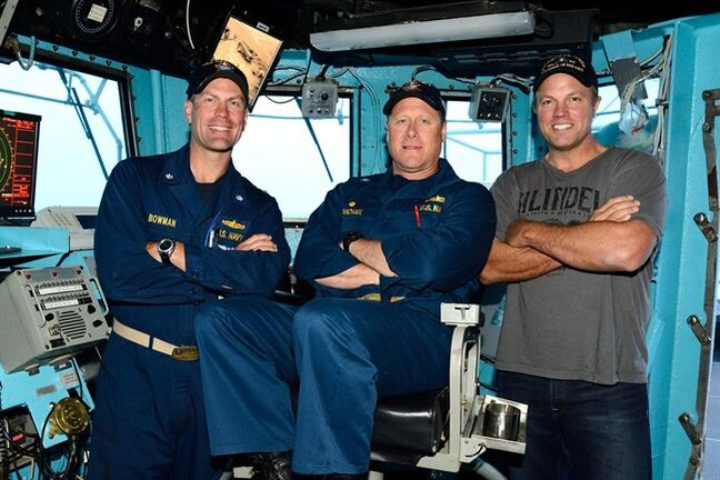This May 20, 2014 photo released by TNT shows actor Adam Baldwin from the new TNT series