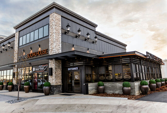 The Browns Socialhouse in Red Deer, Alta. The Brandon location, to be built on the site of the former A&W on Queens Avenue, is expected to open by October.