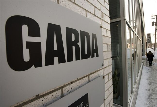 GardaWorld company headquarters is seen Wednesday, December 18, 2013 in Montreal. GardaWorld has scored a major contract in the United States as Bank of America agreed to outsource its cash vault operations in 32 locations. THE CANADIAN PRESS/Ryan Remiorz