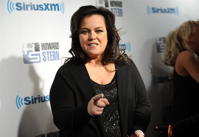 FILE - This Jan. 31, 2014 file photo shows television personality Rosie O'Donnell attends
