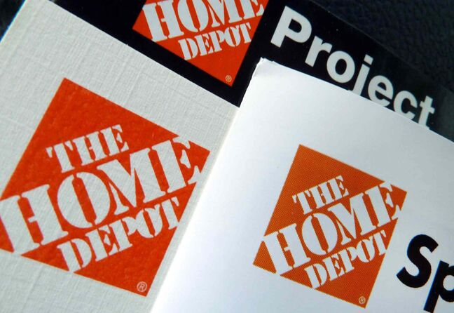 The Home Depot is hiring ahead of the busier spring season.