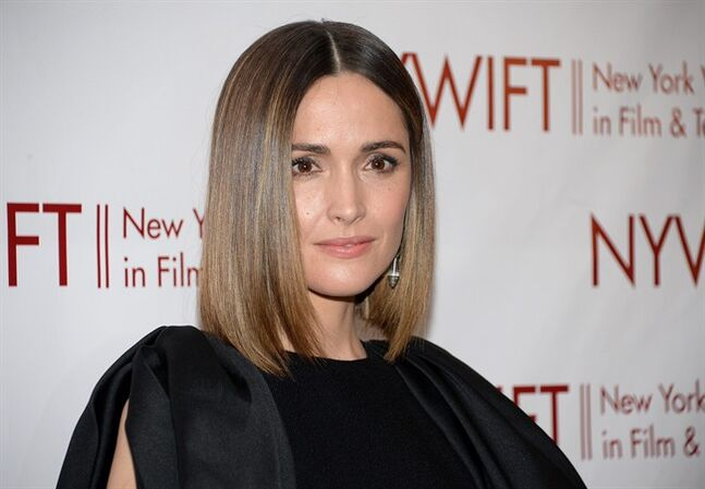 FILE - This June 18, 2014 file photo shows actress Rose Byrne attends the New York Women in Film & Television Honors gala at the McGraw-Hill Building in New York. Byrne will join the cast of