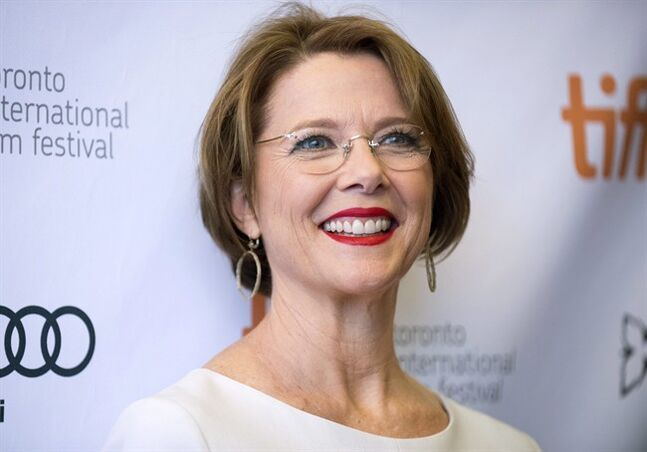 FILE - This Sept. 12, 2013 file photo shows actress Annette Bening at the premiere of