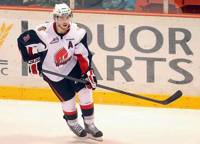 Defenceman Joel Edmundson of Brandon is headed west.