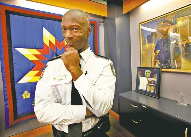 Winnipeg's next police chief will be Supt. Devon Clunis, a 25-year veteran of the service.