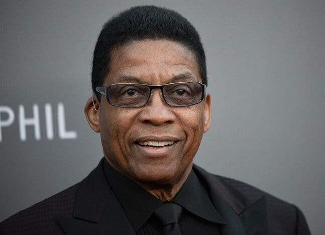 "FILE - In this Monday, Sept. 30, 2013, file photo, Herbie Hancock arrives at the LA Philharmonic's Walt Disney Hall 10th Anniversary Celebration at Walt Disney Concert Hall, in Los Angeles. Hancock's memoir is set to come out in the fall of 2014. Titled ""Herbie Hancock: Possibilities,"" the Grammy-winning musician's book has a release date of Oct. 28, publisher Viking announced Thursday, May 8, 2014. The memoir will be co-written by Lisa Dickey, who has also worked on books by Jane Lynch and Cissy Houston. (Photo by Richard Shotwell/Invision/AP, File)"