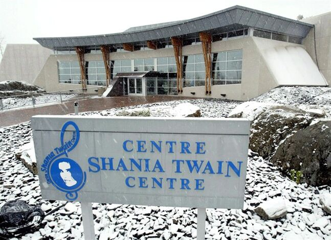 The Shania Twain Centre in Timmins, Ont., closes its doors for good on Friday. The centre, which was officially opened by Canadian-born singer Shania Twain during a ceremony in her home town of Timmins on Tuesday, November 2, 2004, had been open for three years but Twain was unable to attend the opening earlier due to a pregnancy and touring commitments. THE CANADIAN PRESS/J.P. Moczulski