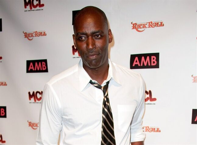 FILE - In this Oct. 6, 2012 file photo, actor Michael Jace attends WordTheatre presents Storytales at Ford�Amphitheatre in Los Angeles. Los Angeles prosecutors charged Jace with murder on Thursday, May 22, 2014, in shooting death of his wife on Monday, May 19. If convicted he faces 50 years to life in prison. (Photo by Richard Shotwell/Invision/AP, File)