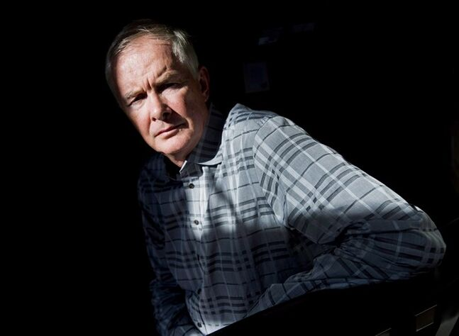 John Furlong poses in Toronto on Tuesday, Oct. 29, 2013. THE CANADIAN PRESS/Nathan Denette