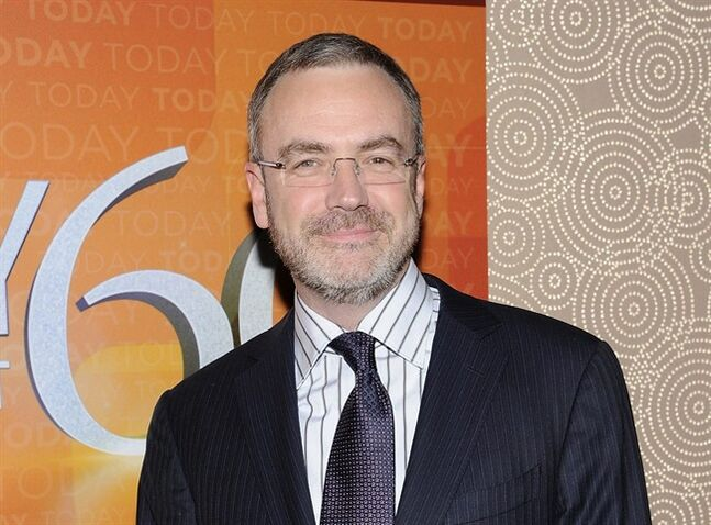 FILE - This Jan. 12, 2012 file photo shows NBC News president Steve Capus at the