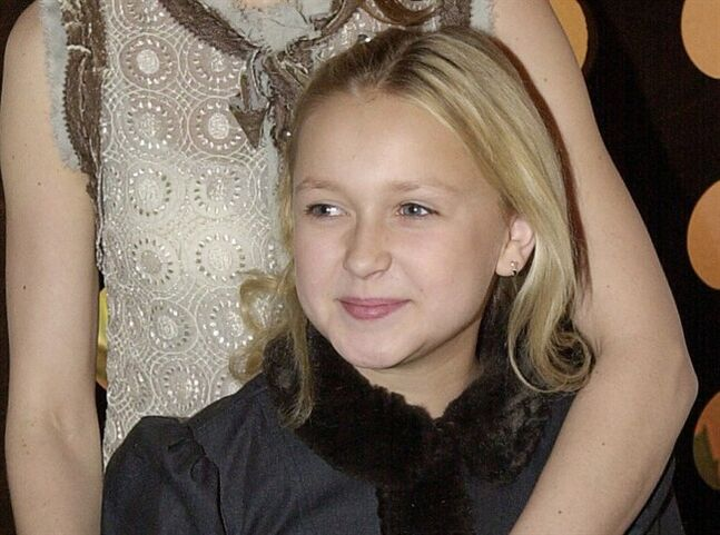 Skye McCole Bartusiak, 10, is pictured on March 6, 2003 in New York. THE CANADIAN PRESS/AP, Bebeto Matthews