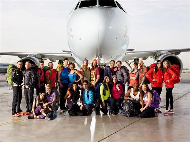 The cast of the second season of