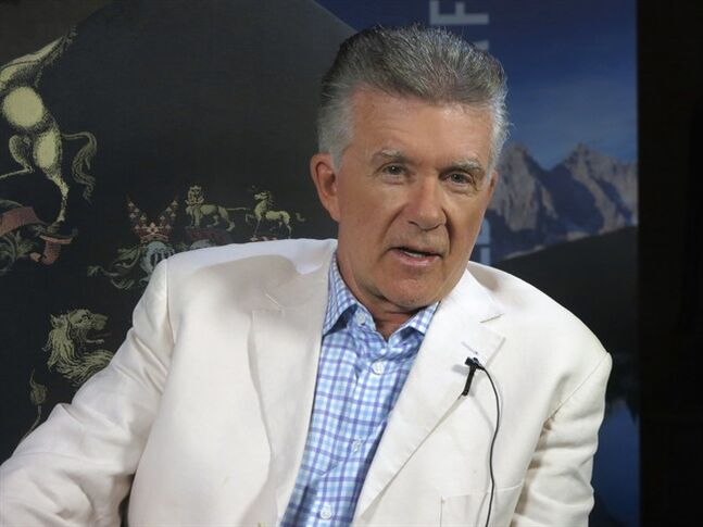 Alan Thicke talks about his reality show