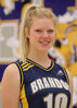 Kinsley Ransom recorded seven points and six rebounds in the Brando University Bobcats' 75-55 loss to the University of Regina Cougars in Canada West women's basketball action Saturday at the Healthy Living Centre.