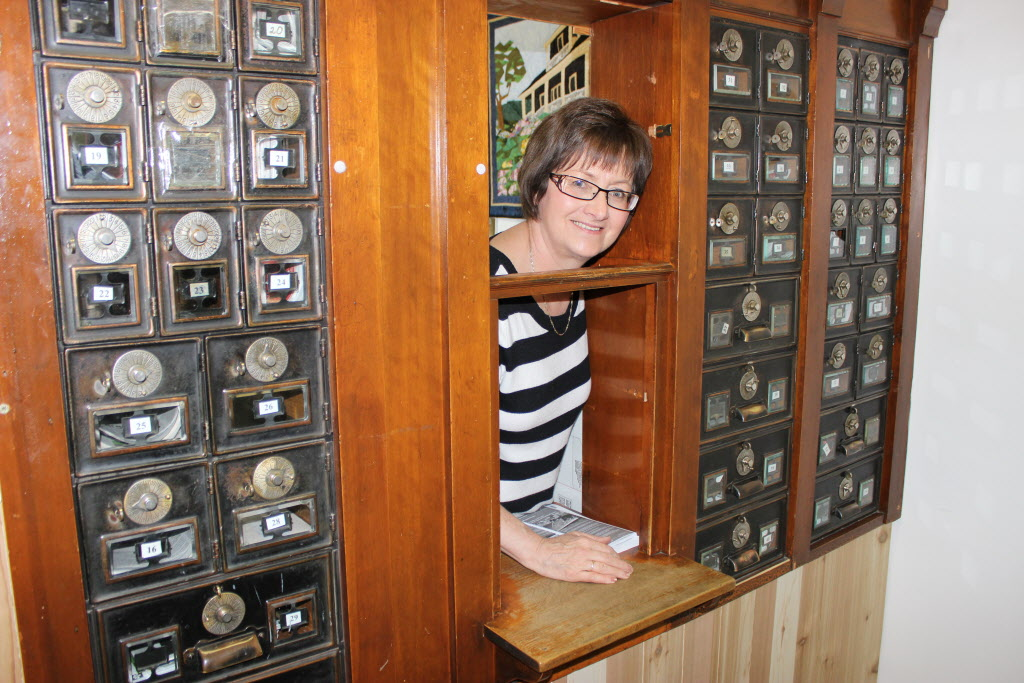 Wilma Campbell admits her job as postmistress in the western Manitoba hamlet of Isabella is pretty easy.