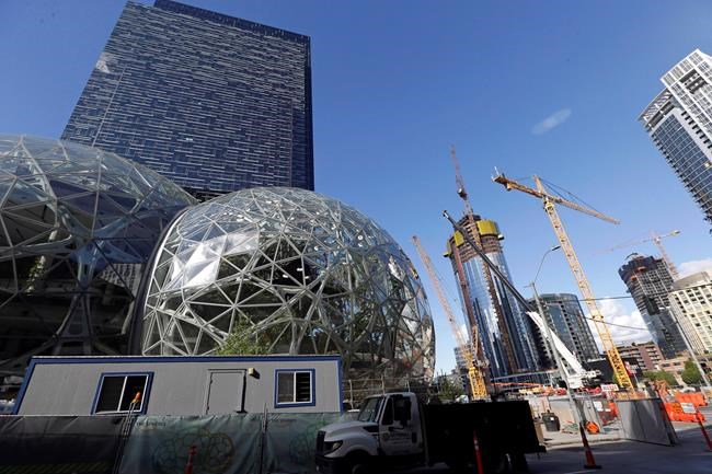 Dallas among the finalists for Amazon's HQ2