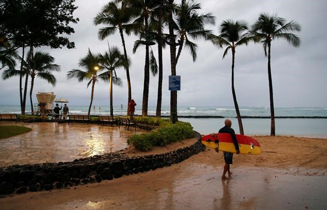 In The Wake Of Lane, Hawaii Could Face Another Tropical Storm