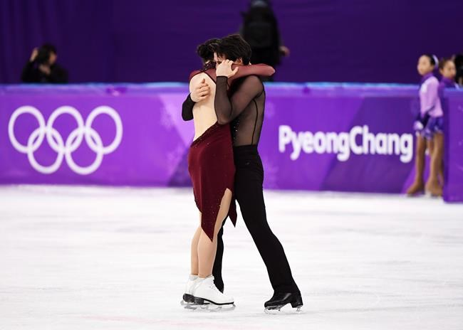 Canada hopes to claim ice dance gold at Pyeongchang Olympics