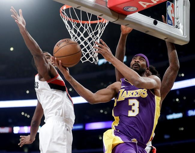 Trail Blazers continue dominance against Lakers