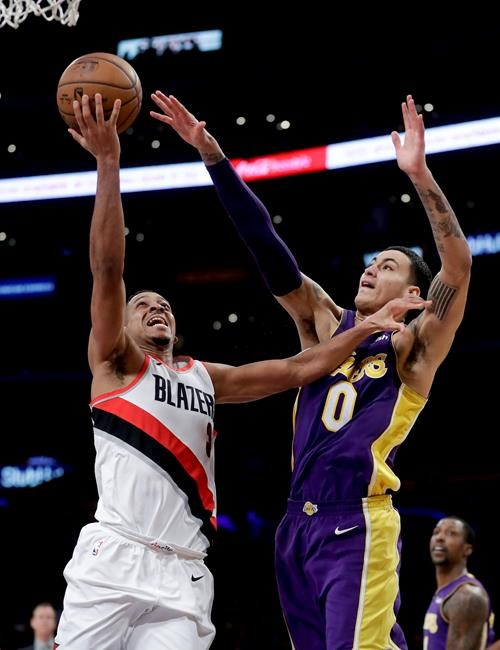 Lakers Vs Trail Blazers Preview