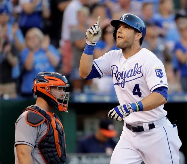 Royals end Astros' winning streak at 11