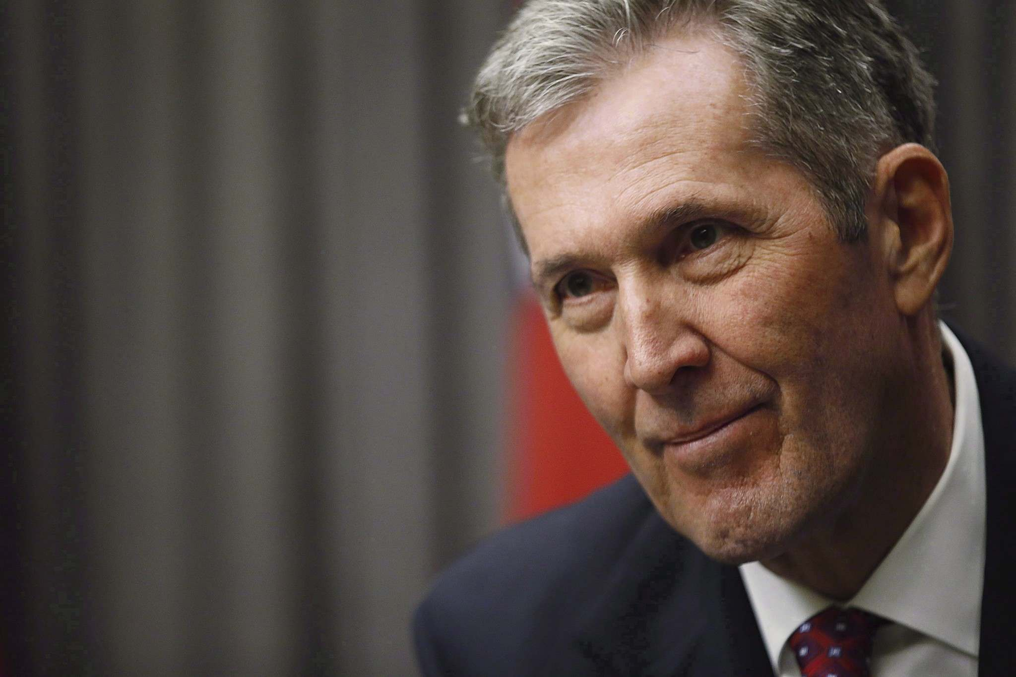 """They're attempting to do to me and my government exactly what they're now trying to do the Jody Wilson-Raybould, and I don't think that's appropriate,"" said Pallister to reporters over the weekend."