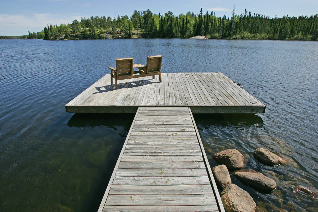 A weekend at the cottage could run as high as $1,000.