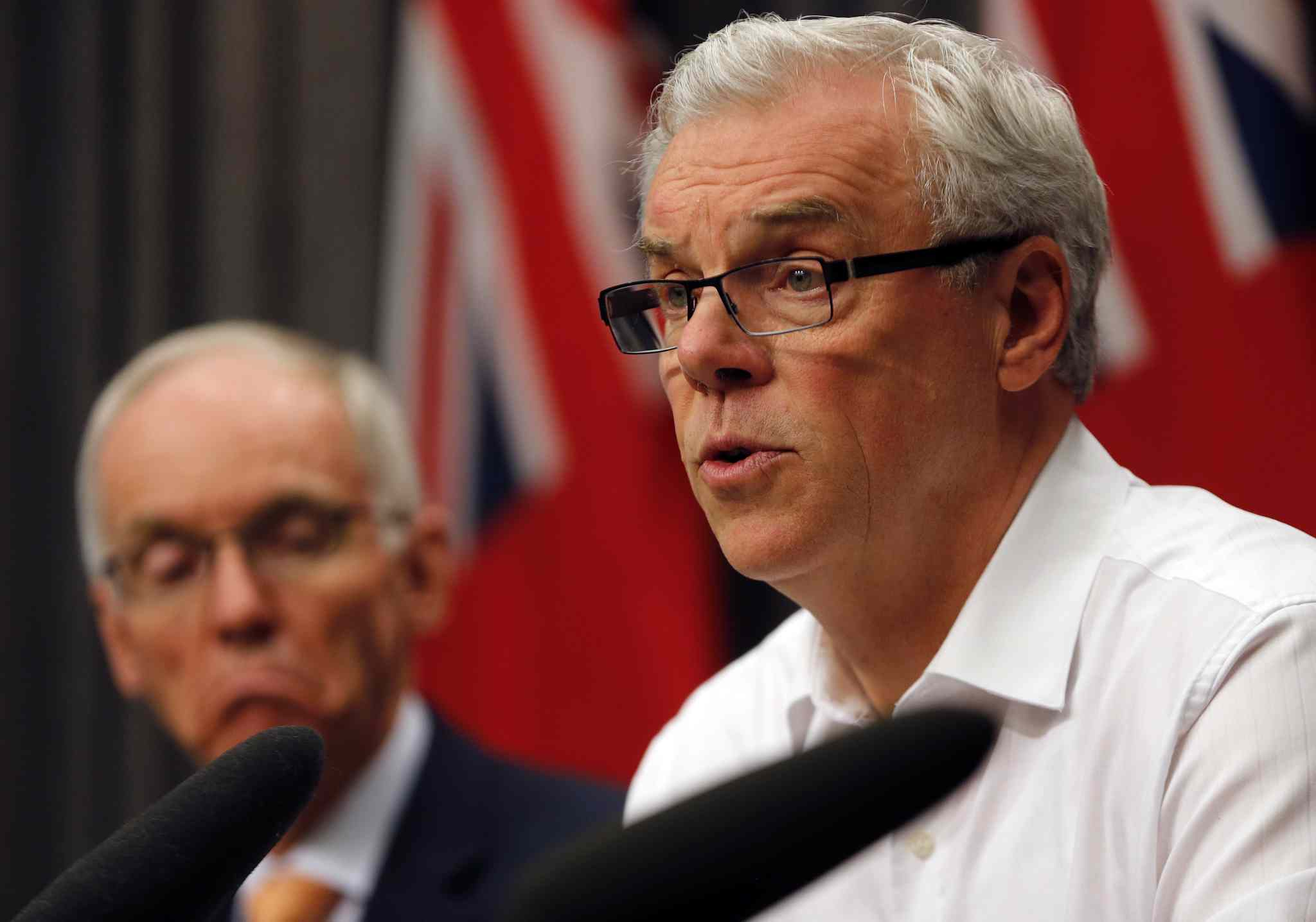 On Friday, Manitoba Premier Greg Selinger announced the province will call a state of emergency.