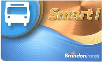 Starting Dec.10, Brandon's residents and visitors will be offered a new way to ride Brandon Transit with the implementation of automated fare boxes with smart card technology.