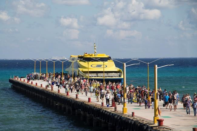 State Department downgrades travel warning to Caribbean resort town