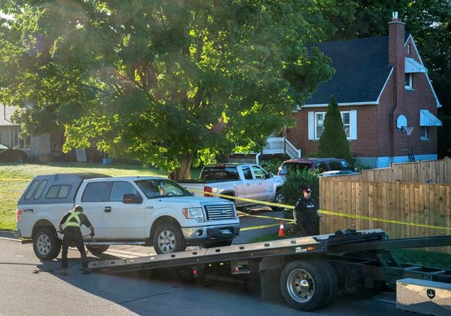 Four people found dead in home east of Toronto, police say — NewsAlert