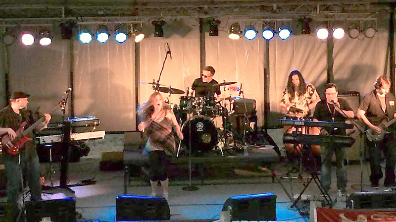 Brandon's Misty Street is ready to get the crowd dancing into the night during MargaritaFest. They'll be the warmup act for Brian Neale and Northern Harbour on Saturday night starting at 6:30 p.m.